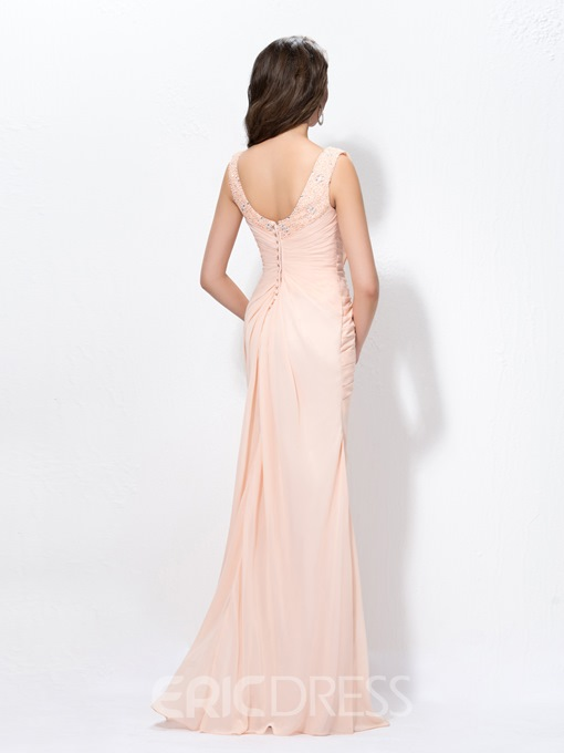 Ericdress Charming Scoop Trumpet/Mermaid Evening Dress