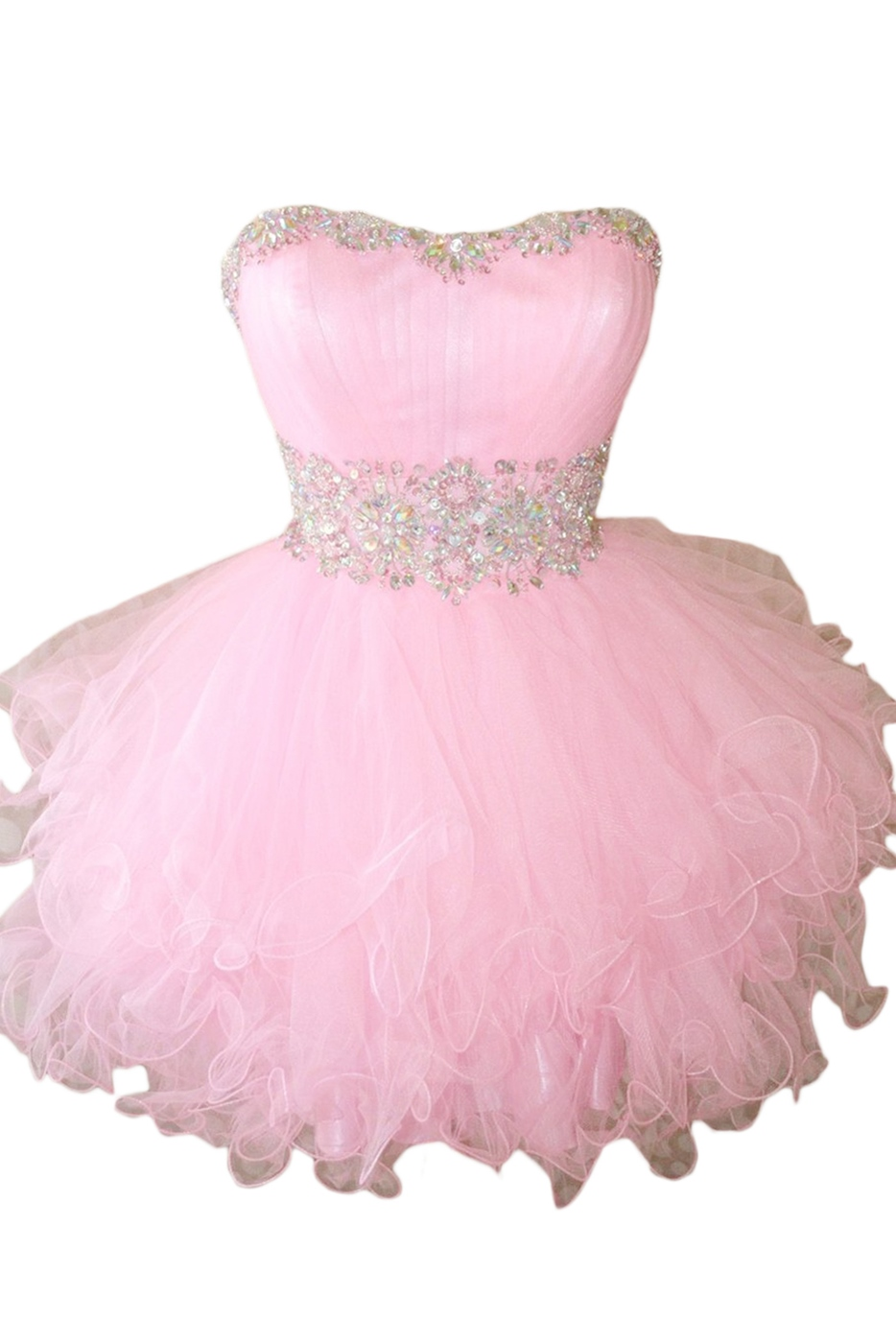 Ugly Sweet 16 Dresses -EricDress.com