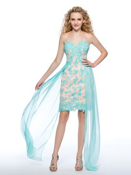 Pretty Column/Sheath Center Back Zipper Short Homecoming Dress
