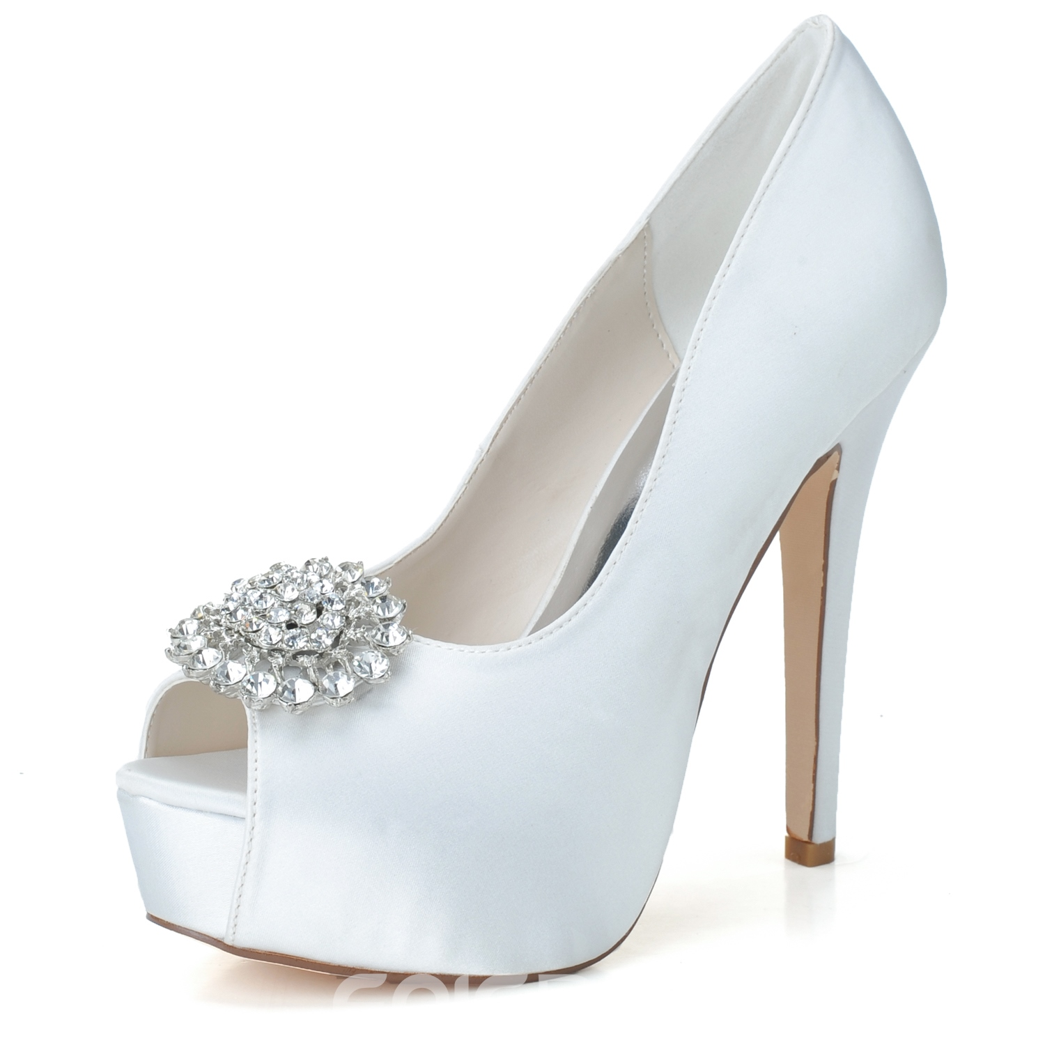 Ericdress Comfortable High Heel Wedding Shoes