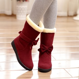 Womens Flat Boots &amp Flat Booties for Sale Online - Ericdress.com