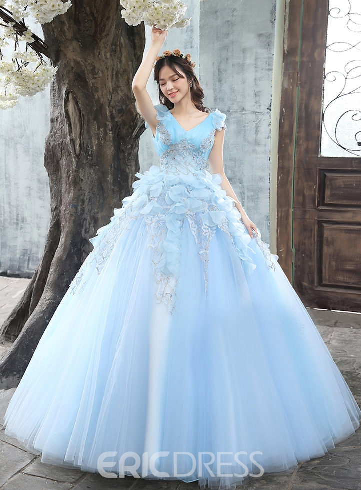 Quinceanera Dresses From Mexico -EricDress.com