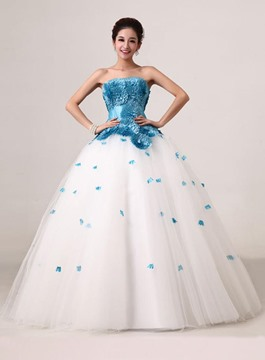 Wonderful Ball Gown Floor-Length Quinceanera Dress