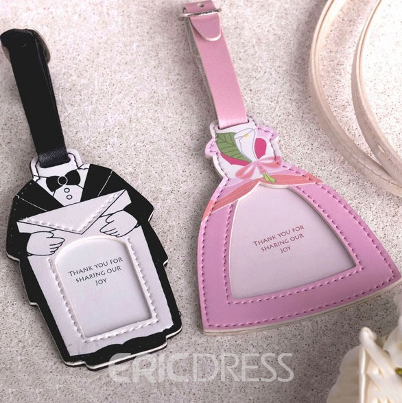 Luggage Tag For Couple