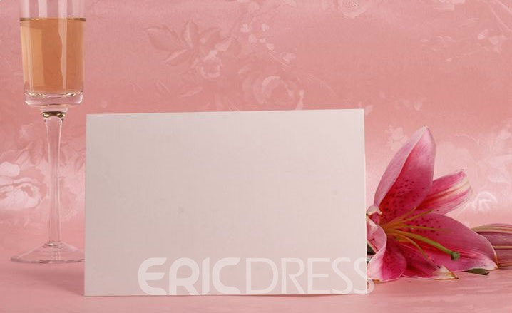 Exquisite Hollow Out Wedding Invitation (20 Pieces One Set)