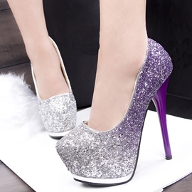 Ericdress Korean Night Club Shining Prom Shoes