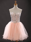 Ericdress Fantastic A-Line Sweetheart Beading Short/Mini Length Homecoming Dress