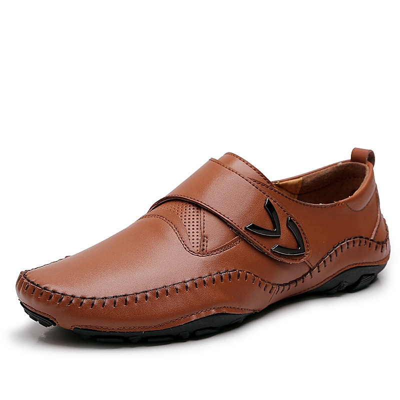 Ericdress Pu Mens Casual Moccasin-gommino