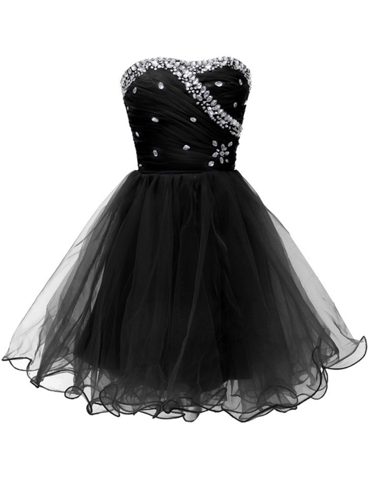 Ericdress Awesome A-Line Short Homecoming Dress