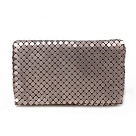 Ericdress Plaid Sequins Clutch/Evening Bag
