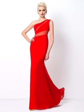 Ericdress Fair Floor-Length Sheath Evening Dress