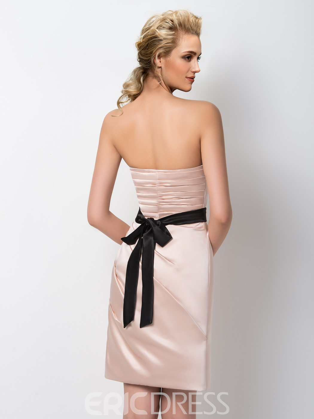 Ericdress Chic Sweetheart Sheath/Column Bridesmaid Dress
