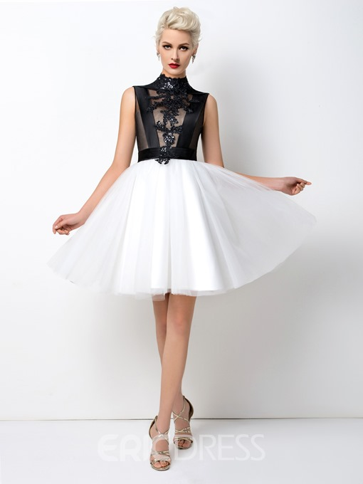 Ericdress Comely A-Line Short Cocktail Dress