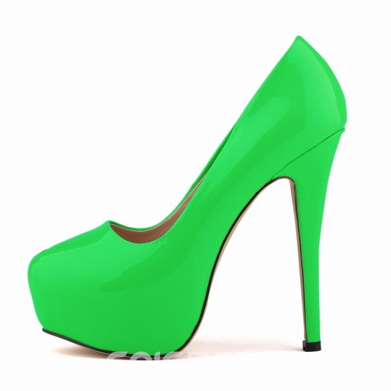 Ericdress High-quality Solid Color Stiletto Pumps