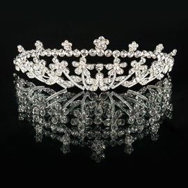 Ericdress Fancy Rhinestone Alloy Tiara