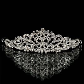 Ericdress Luxury Alloy Tiara