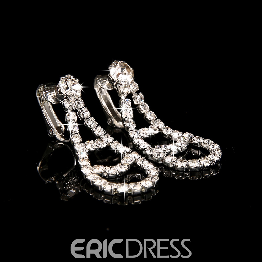 Ericdress Chic Alloy Wedding Jewelry Set (Including Necklace and Earrings )