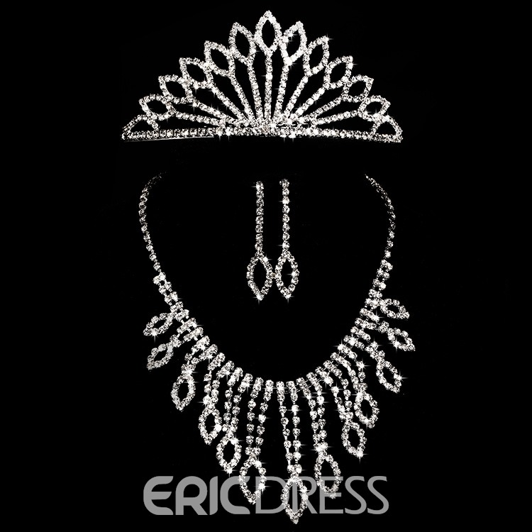 Ericdress Chic Alloy Wedding Fashion Jewelry Set