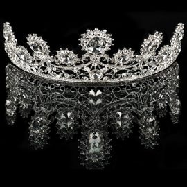 Ericdress Beautiful Alloy Rhinestone Wedding Tiara