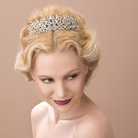 Ericdress Concise Alloy Wedding Tiara