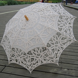 Ericdress Low Price Handmade Bridal Umbrella