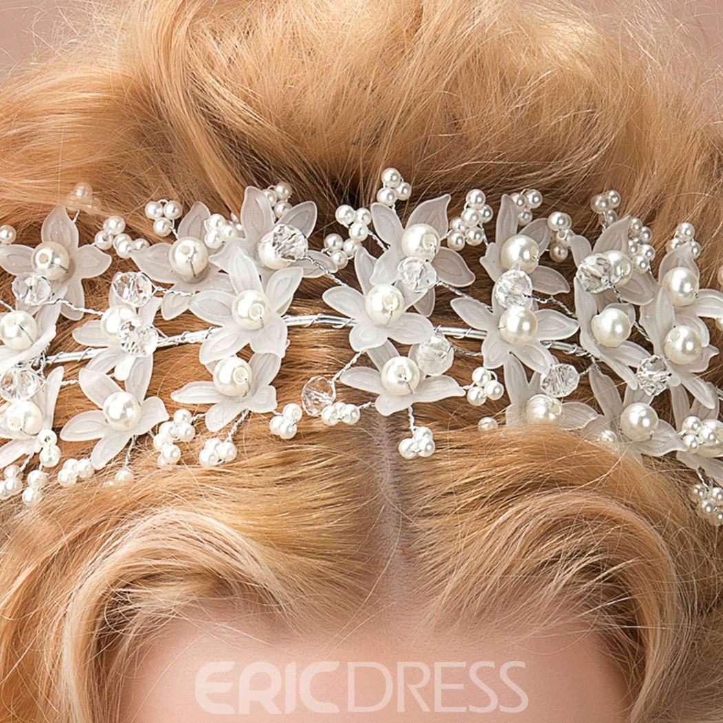 Ericdress Beautiful Hair Flower