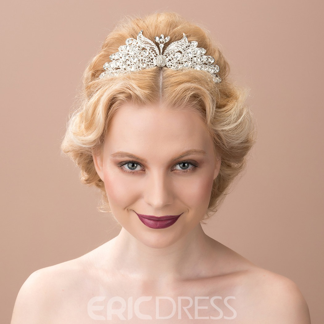 Ericdress Unique Alloy Wedding Tiara