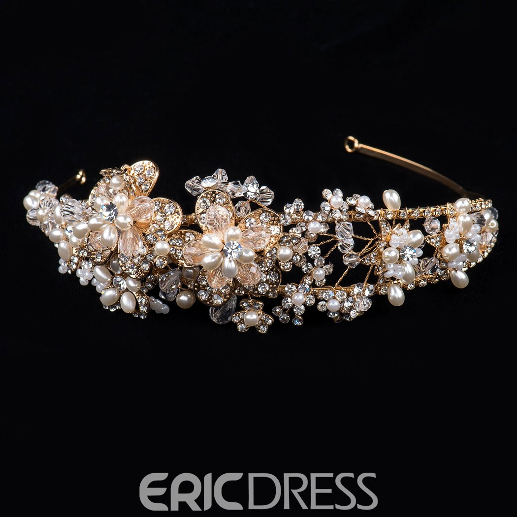 Ericdress Pretty Pearls Handband
