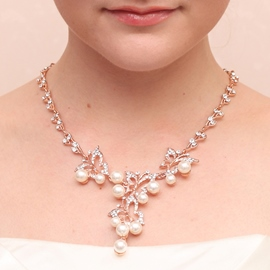 Ericdress Amazing Pearls Wedding Jewelry Set