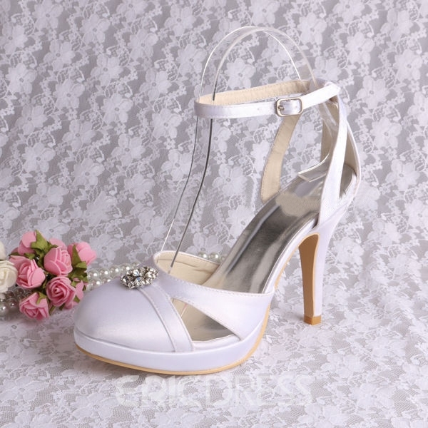 Ericdress Unique High Heel Wedding Shoes