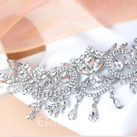 Ericdress Chic Crystal Alloy Headwear