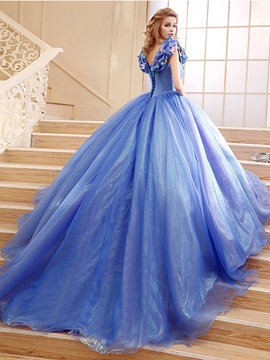 Ericdress applications Pick-Up chapelle Train robe de Quinceanera