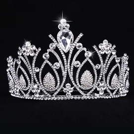 Ericdress Hot Sell Alloy Rhinestone Wedding Tiara
