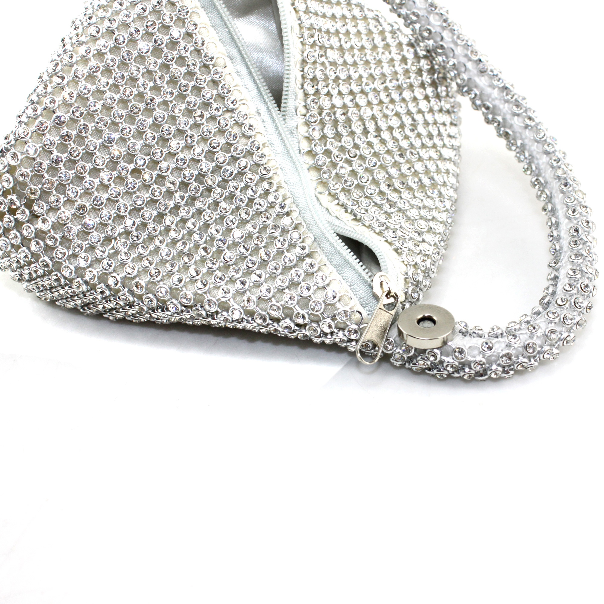 Ericdress Shining Fully Diamante Evening Clutches