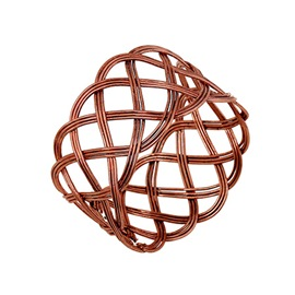 Concise Grid Shaped Bracelet