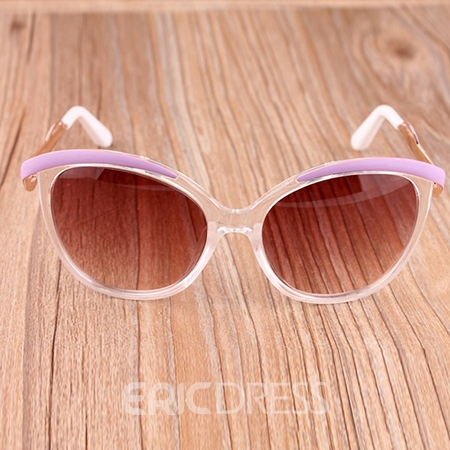 Ericdress Graceful Ultra Violet Anti UV Sunglasses