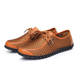 Ericdress High Quality Breathable Mesh Men's Casual Shoes