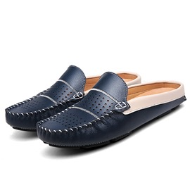 Ericdress Hollow Outs Men's Moccasin-Gommino