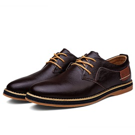 Ericdress Retro Men's Oxfords