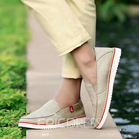 Ericdress Men's Canvas Shoes