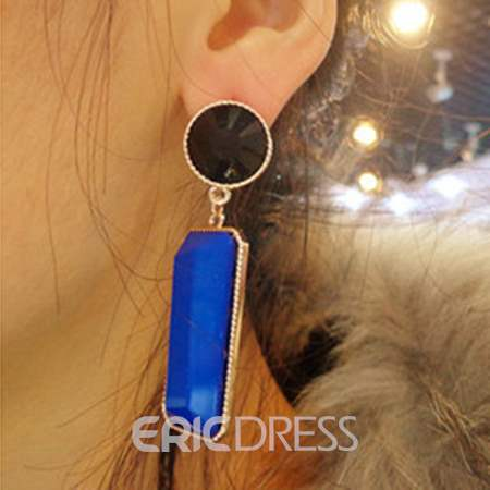 Ericdress Pub Cellphone Pendant Earrings(Price For A Pair)