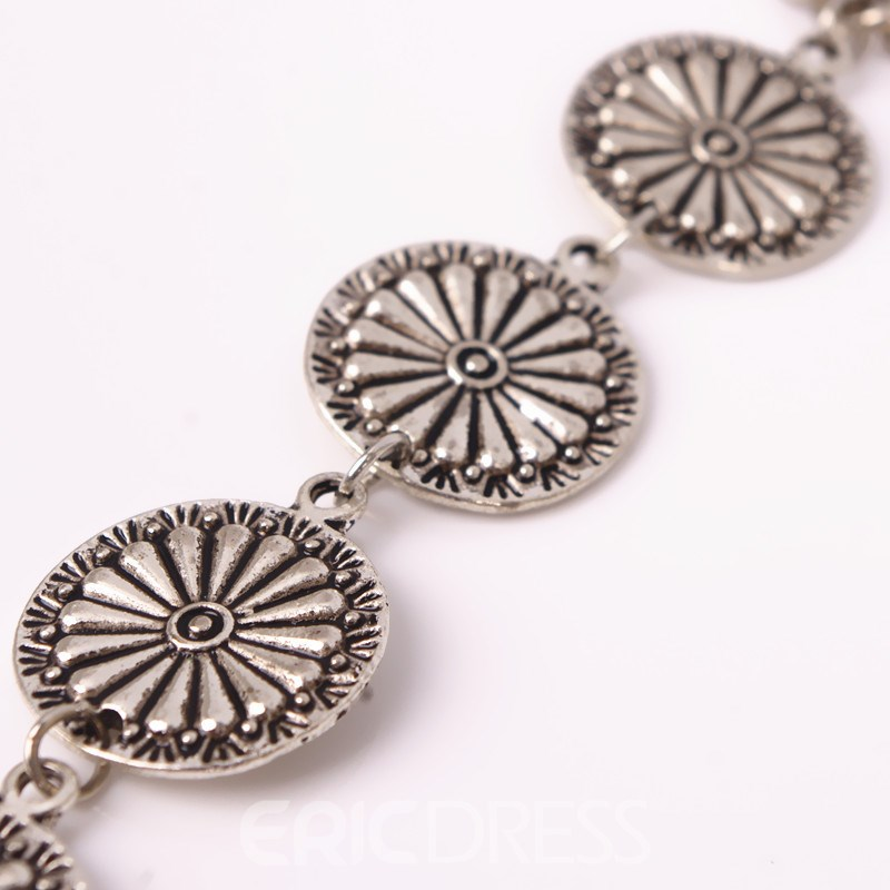 Ericdress Spherical Coin Anklet