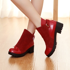 Ericdress Charming Girl Ankle Boots