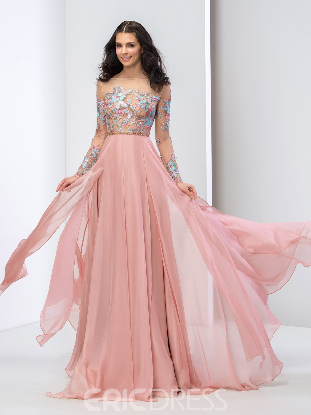 Prom Dresses 2016 & Elegant Dresses for Prom Sale - Ericdress.com