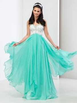 Ericdress A-Line Sweetheart Sequins Long Prom Dress