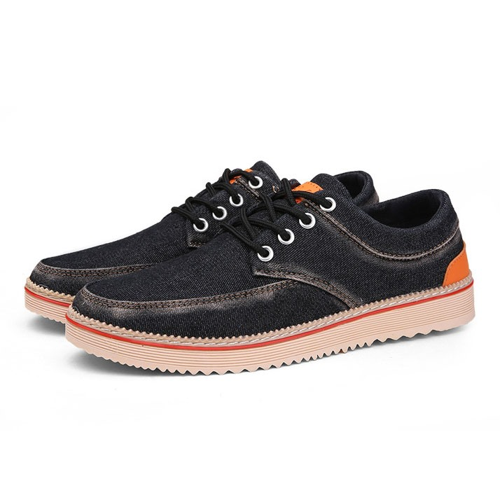 Ericdress Low-cut Men's Canvas Shoes