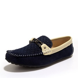 Ericdress Trendy British Men's Moccasin-Gommino