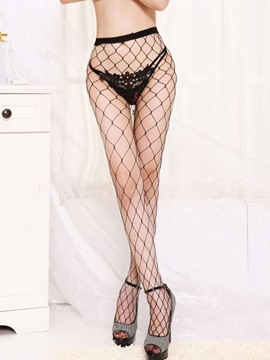 Ericdress Big Fish Net Pantyhose