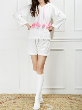 Ericdress Plain zipper Cute Costume