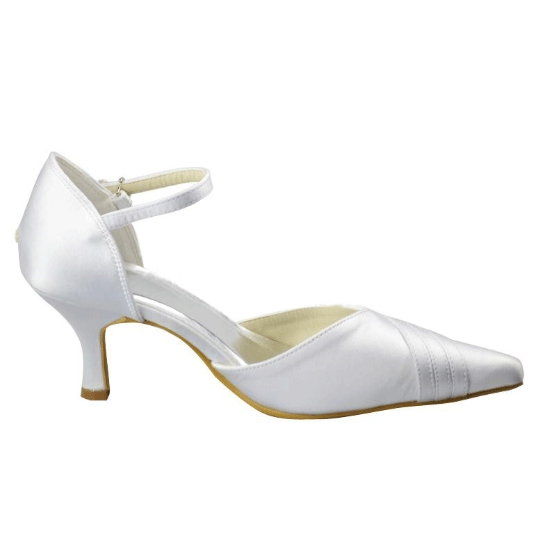 Ericdress Pointed-toe Ankle Strap Wedding Shoes